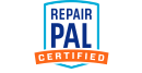 RepairPal Certified shop logo